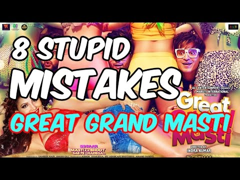 8 Stupid Mistakes You Missed In Great...