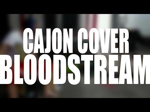 BoxBeater / Ed Sheeran - Bloodstream // Drum And Bass Cajon Cover