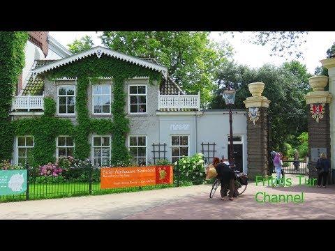Visit to Amsterdam City, Hortus Botanicus 2017 Netherlands Travel