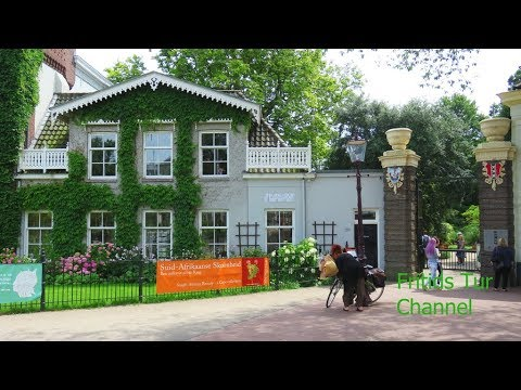 Visit to Amsterdam City, Hortus Botanicus 2017 Netherlands Travel