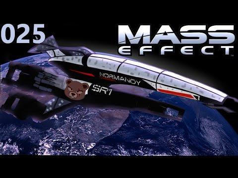 [025] Mass Effect - Unlikable Administrator