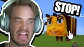 There's BEES in Minecraft? (not good)
