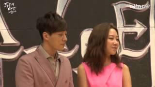 Video So Ji sub & Gong Hyo Jin - Master's Sun Press Conference - 2013.07.30 download MP3, 3GP, MP4, WEBM, AVI, FLV Januari 2018