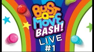 Bust-A-Move BASH! LIVE! #1 For Versus Mode (Wii)