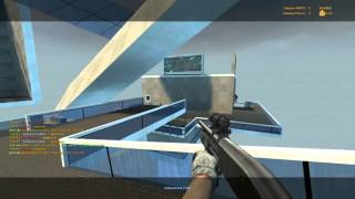 Играем в Counter Strike Source - Modern Warfare 3 #1