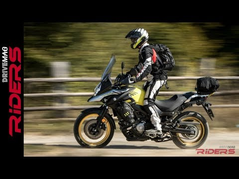 2017 Suzuki V-Strom 650 Review | On & Off-Road
