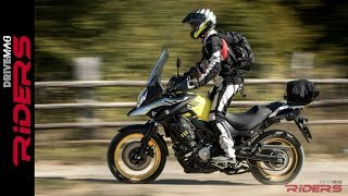 2017 Suzuki V-Strom 650 Review | On & Off-Road