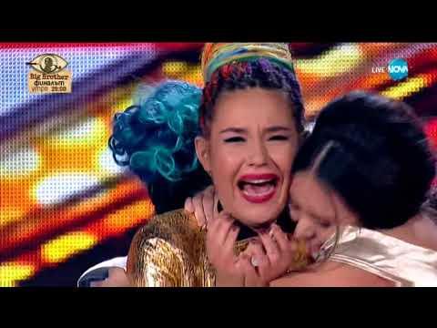 Милена и Мирослава напускат шоуто на една крачка от финала - X Factor Live (10.12.2017)