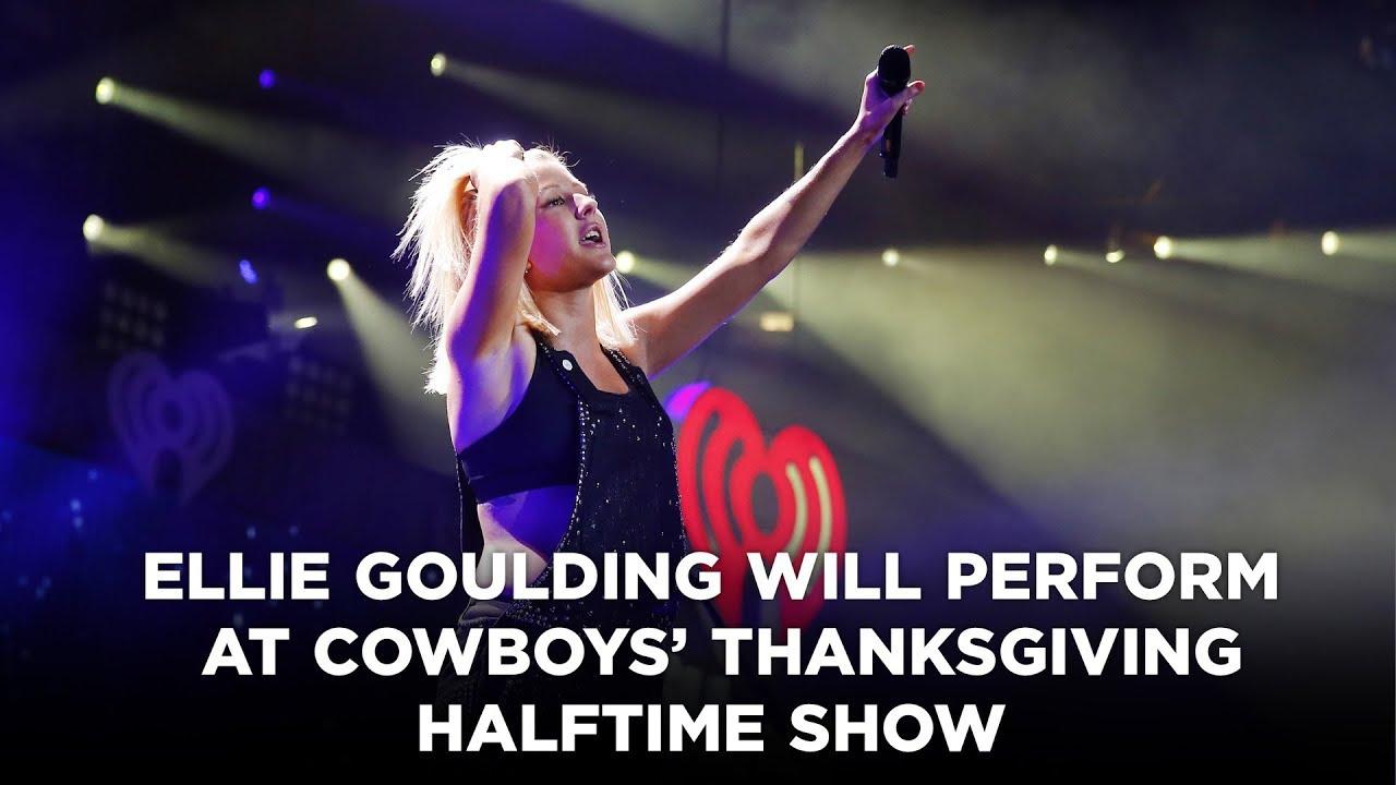 Cowboys Halftime Show Thanksgiving 2020.Ellie Goulding Will Perform At Cowboys Thanksgiving Halftime Show As Originally Planned