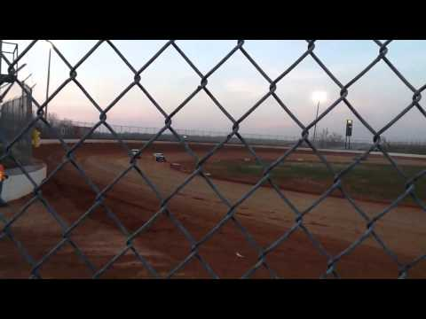 Hot Laps at West Plains Motorspeedway