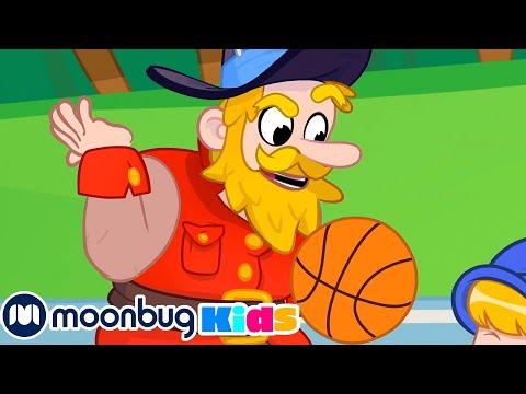 Mi baloncesto mágico Morphle - Morphle en Español   Caricaturas para Niños   Caricaturas en Español