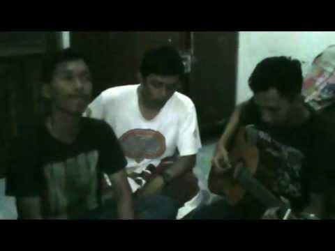 Cover Lagu Sendiri - Suara Angin