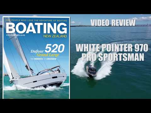 Boat Review - White Pointer 970 Pro Sportsman - With John Eichelsheim