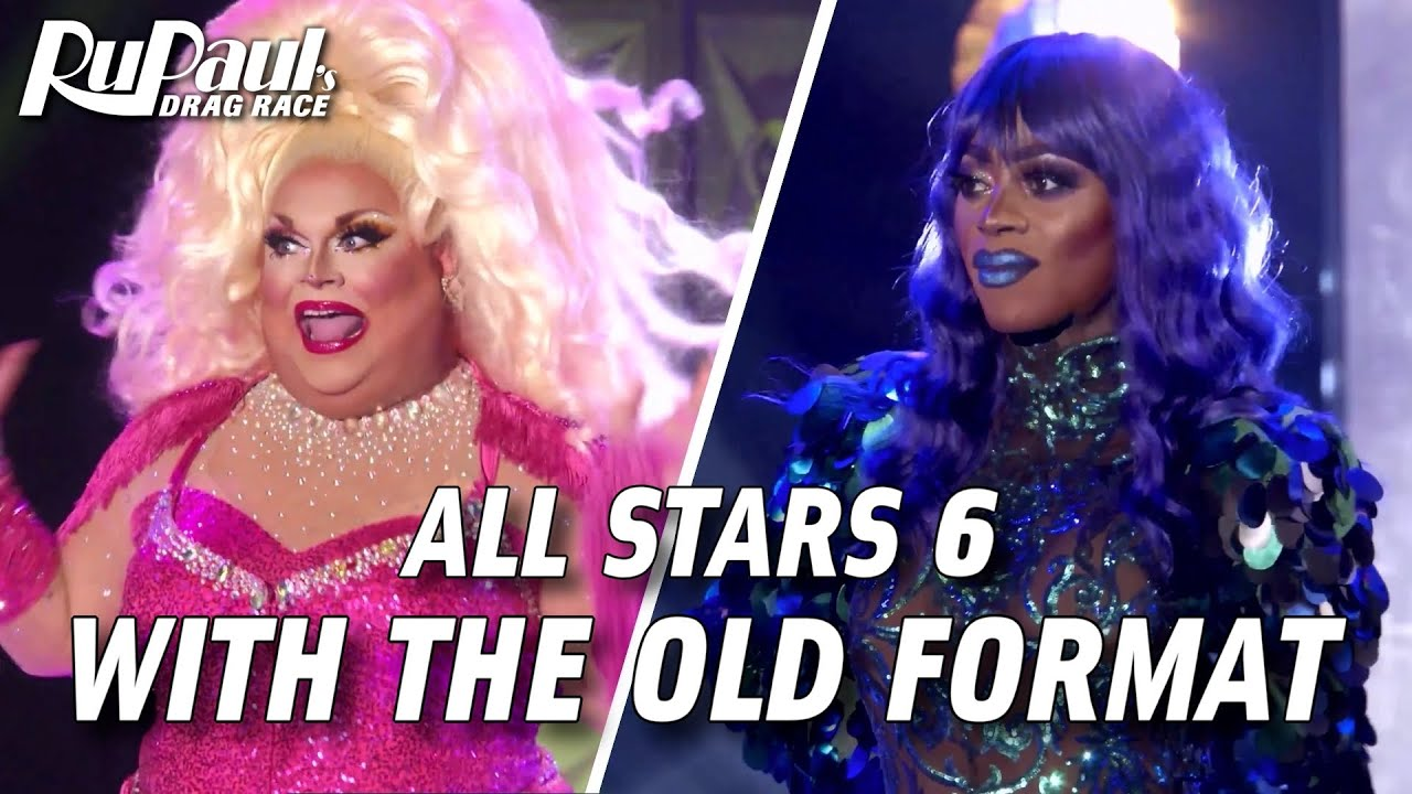 Download What if All Stars 6 worked like All Stars 2-4