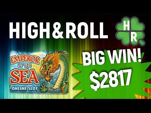 Play Emperor Of The Sea Slot Machine Online (Microgaming) Bonus - 동영상