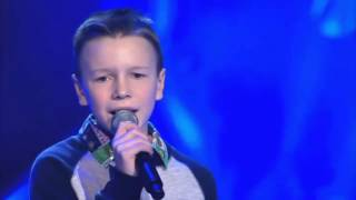 Battle: Grenade - Bruno Mars | The Voice Kids 2014 Belgium
