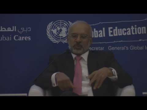 GESF 2014 Panel Discussion: Public-private partnerships in skills