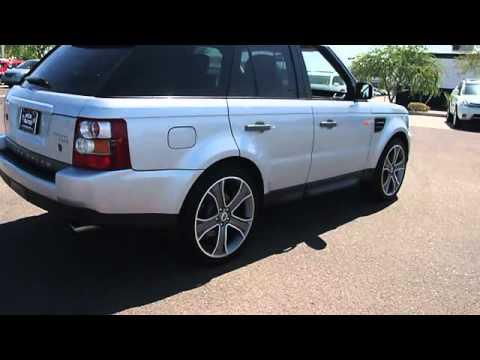 2008 Land Rover Range Rover Sport Nick Mayer Hyundai Kia