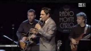 Italian Swing Band - Crooner Matteo Brancaleoni