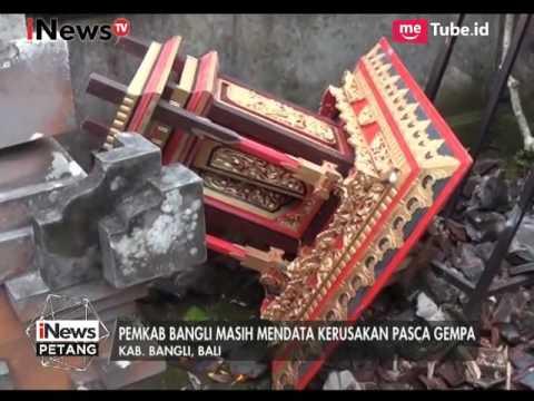 Gempa Bumi di Bali Akibatkan Kerusakan di 3 Kecamatan - iNews Petang 22/03