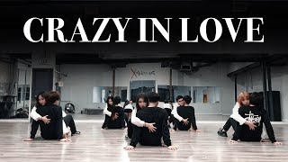 [R.P.M] Beyonce - Crazy In Love (Fifty Shades Of Grey Remix) Original Choreography by Soo Jeong
