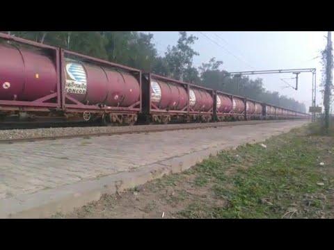 Duniya Ki Sabse Lambi Train Dekhiye Is Video Me 2018 HD