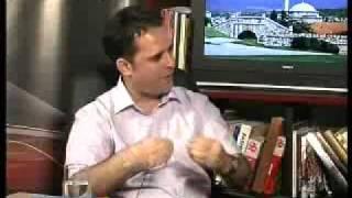 Astrologot Zoran Krstevski gostin vo Politiko na Nasha TV 4 del
