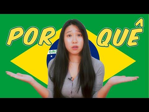 O que NÃO CONSIGO ENTENDER no Brasil (Depilação? Sal? Trem? 🤷♀)
