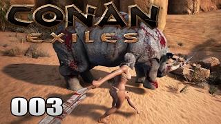 CONAN EXILES [003] [Wunderschön und doch brutal] [Multiplayer] [Deutsch German] thumbnail