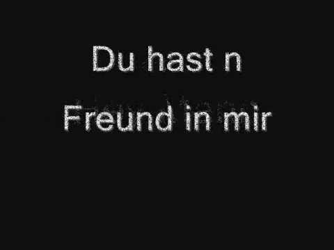 Toy Story - Du hast n Freund in mir (with lyrics)