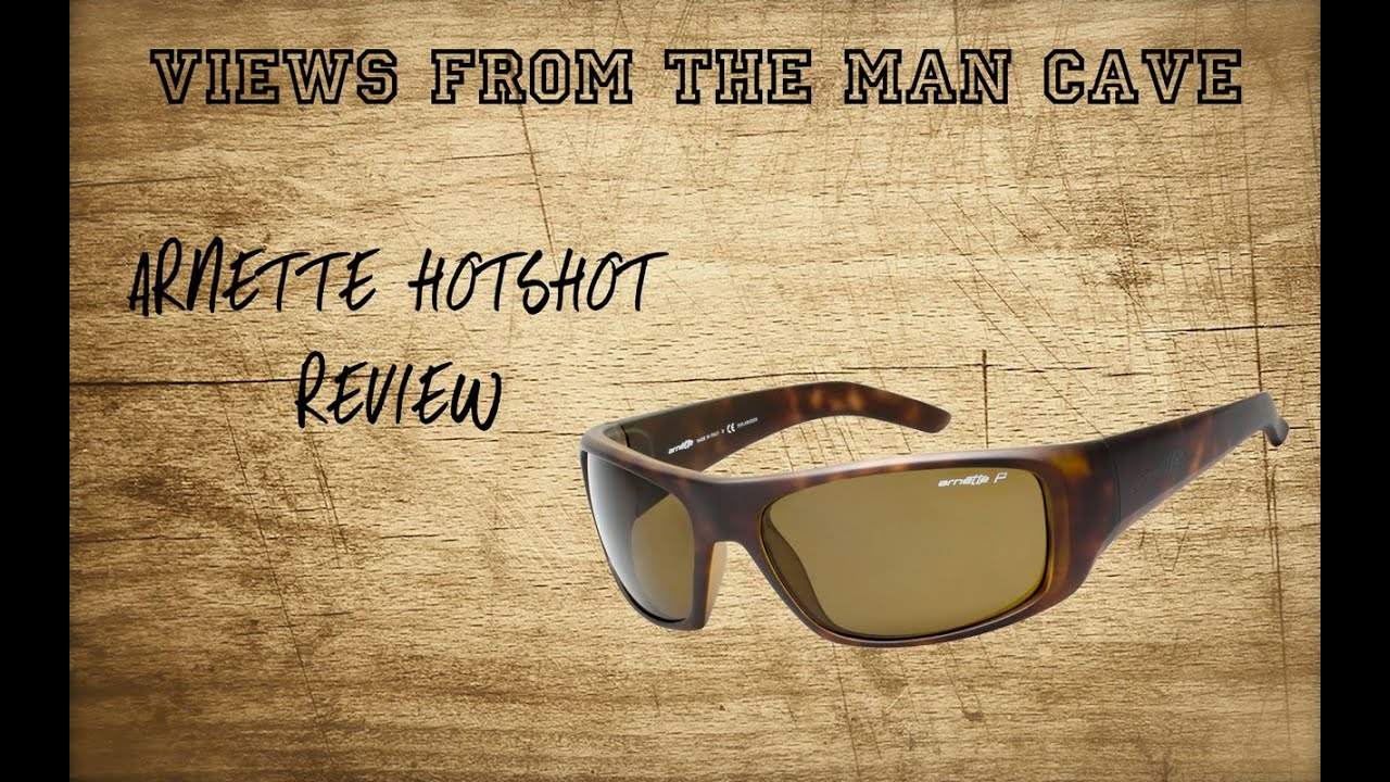 015cb8a43a Arnette Hot Shot sunglasses Review - YouTube