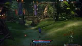 TERA | A New Breed [lvl 45] Feral Valley Secret Cave Entrance