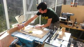 Make A Simple Bench Hook Woodworking 101