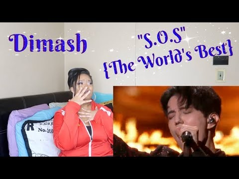 """Dimash-""""SOS""""{The World&39;s Best}Reaction*Perfection😈*"""