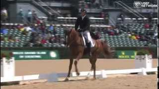 Anglo Arabian Houston Dressage at Rolex 4* 2014