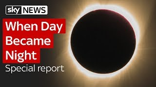When Day Became Night: A special report on the solar eclipse