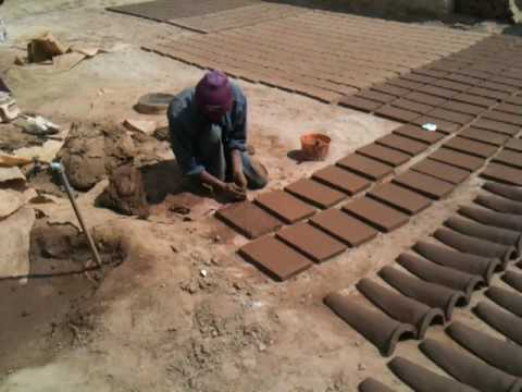 terracotta tiles production in morocco