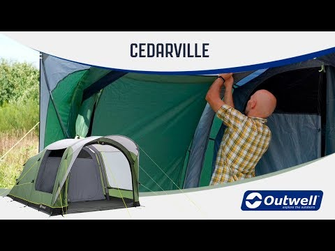 Outwell CEDARVILLE 2019 model