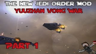 Star Wars Empire at War Forces of Corruption - The New Jedi Order 0.5 - Part 1