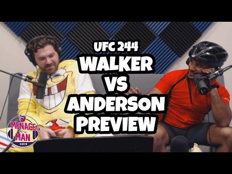 Talking Johnny Walker vs Corey Anderson & who might get Jon Jones next?