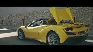 Ferrari F8 Spider 輕量化V8敞篷超跑!官方VIDEO首播