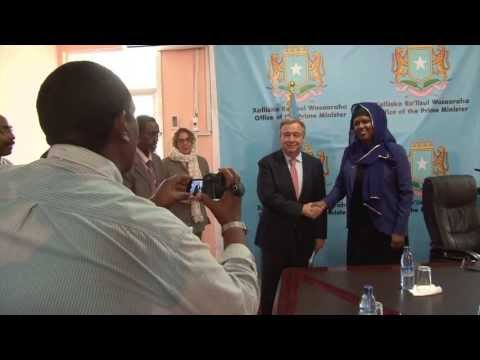 Somalia: UN High Commissioner For Refugees In Mogadishu