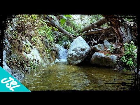The Hidden Swimming Holes of Colby Canyon - Angeles National Forest
