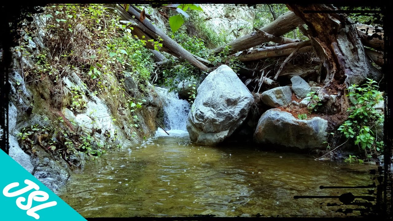 fce540862e7 The Hidden Swimming Holes of Colby Canyon - Angeles National Forest ...