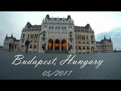 Our Adventures in Budapest, Hungary (Travel Video)