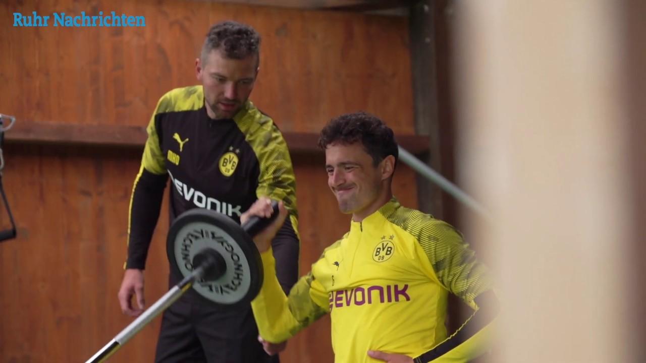 BVB-Training in Bad Ragaz am 31. Juli