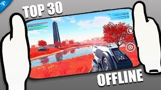 TOP 30 JUEGOS PARA ANDRO D And IOS OFFL NE S N  NTERNET  YES DRO D