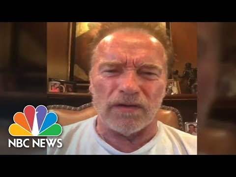 See What Arnold Schwarzenegger Said About President Trump's Russia Summit!