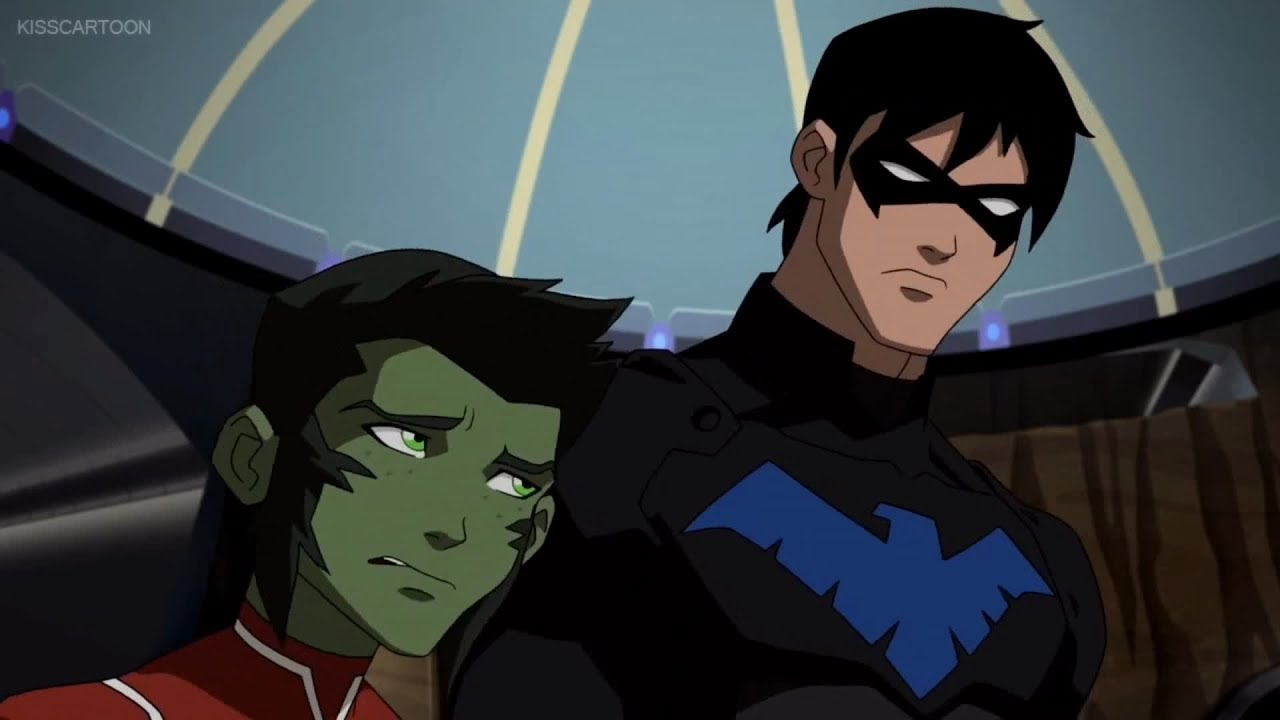 Download And your name is Dick?Young Justice