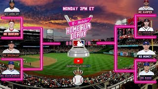 [7/16/18] The 2018 Home Run Derby! | MLB The Show 18